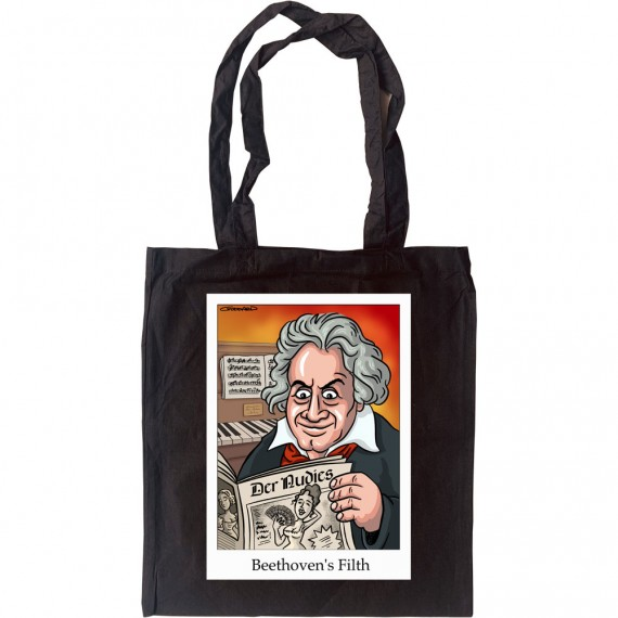 Beethoven's Filth Tote Bag