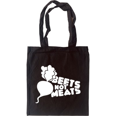 Beets Not Meats Tote Bag
