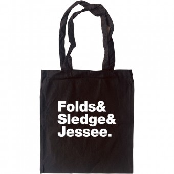 Ben Folds Five Line-Up Tote Bag