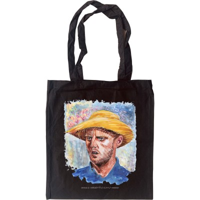 Ben Stokes Van Gogh Tote Bag