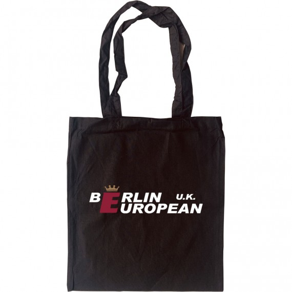 Berlin European Tote Bag
