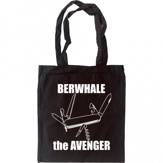 Berwhale The Avenger Tote Bag
