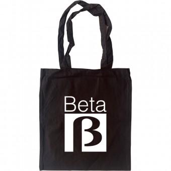 Betamax Tote Bag