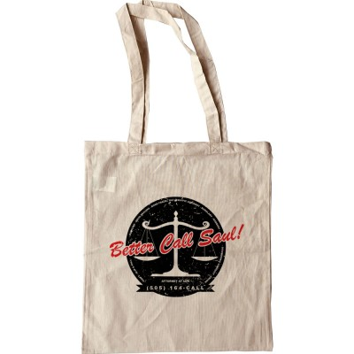 Better Call Saul Tote Bag