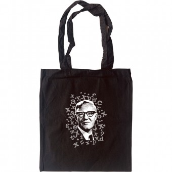 Bill Tutte Tote Bag