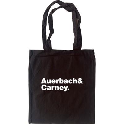 Black Keys Line-Up Tote Bag