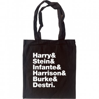 Blondie Line-Up Tote Bag