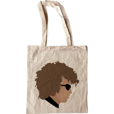 Bob Dylan Portrait Tote Bag