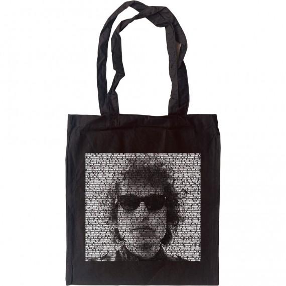 Bob Dylan Songs Tote Bag