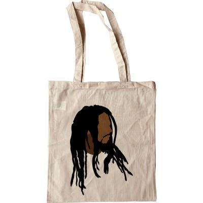 Bob Marley Portrait Tote Bag