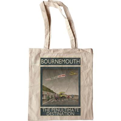 Bournemouth: The Penultimate Destination Tote Bag