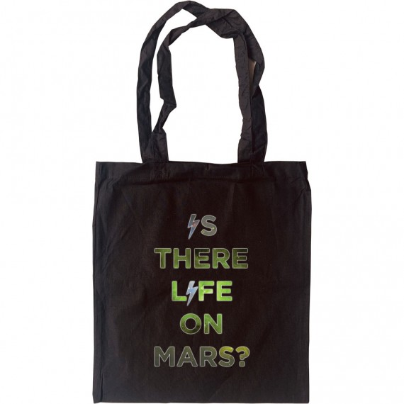 Is There Life On Mars? Tote Bag