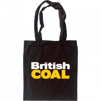 British Coal Tote Bag