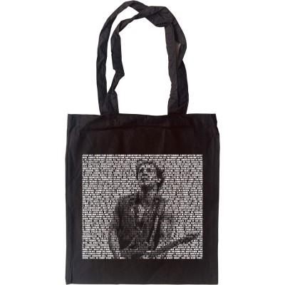 Bruce Springsteen Songs Tote Bag