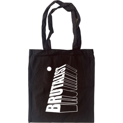 Brutalist Tote Bag