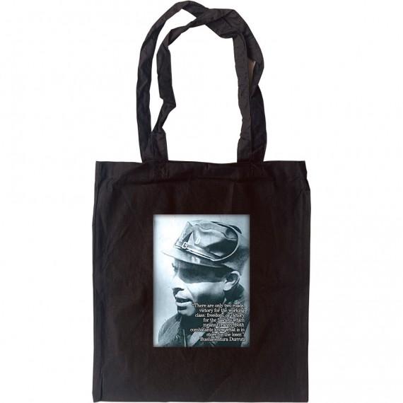 Buenaventura Durruti Tote Bag
