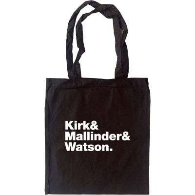 Cabaret Voltaire Line-Up Tote Bag