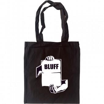 Call My Bluff Tote Bag