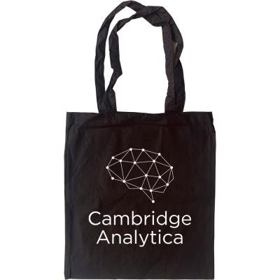 Cambridge Analytica Tote Bag