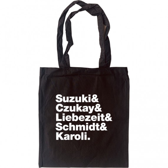 Can Line-Up Tote Bag