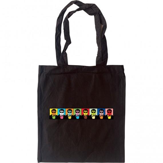 Carlos The Jackal Tote Bag
