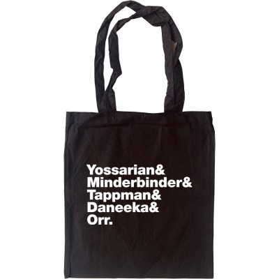 Catch 22 Line-Up Tote Bag