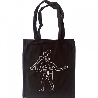 Cerne Abbas Giant Tote Bag