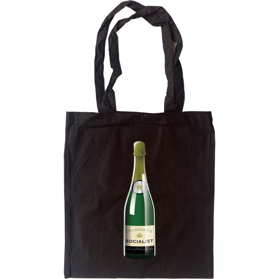 Champagne Socialist Tote Bag