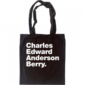 Charles Edward Anderson Berry Tote Bag