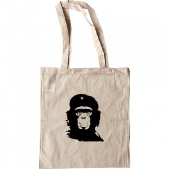 Che Guevara Chimp Tote Bag