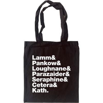 Chicago Line-Up Tote Bag