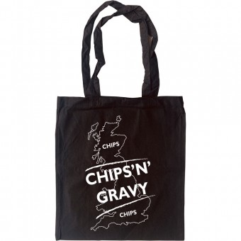 Chips and Gravy Tote Bag