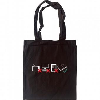 Choose Books Tote Bag