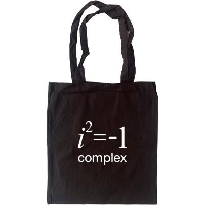 Complex Number Tote Bag