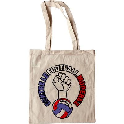 Contre Le Futbol Moderne Tote Bag