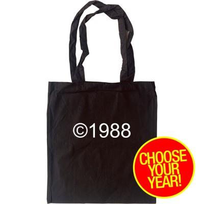 Copyright Tote Bag