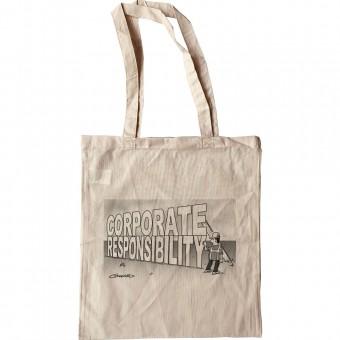 Corporate Responsibility Tote Bag