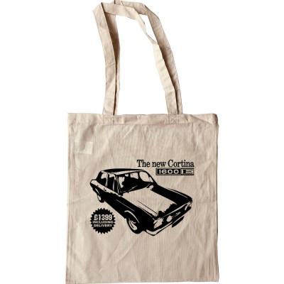 Ford Cortina Tote Bag