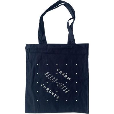 Cream Cracker Tote Bag