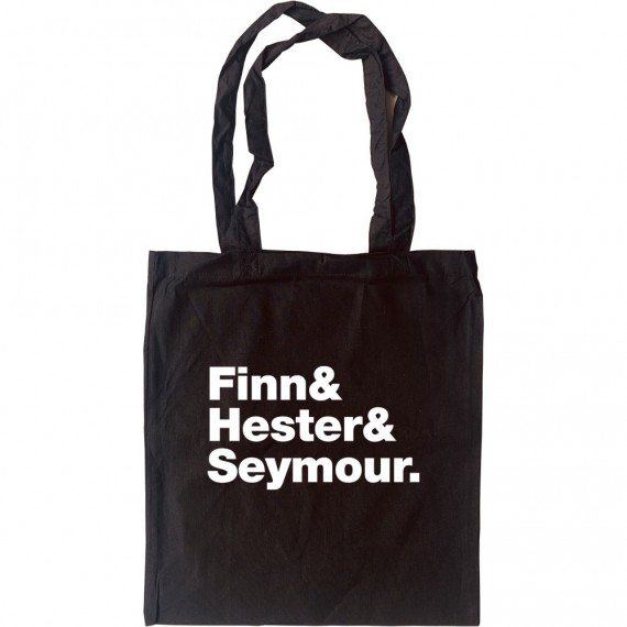 Crowded House Line-Up Tote Bag