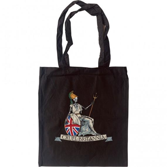 Cruel Britannia Tote Bag