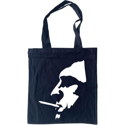 Johan Cruyff Profile Tote Bag