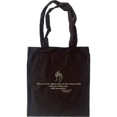 Dalai Lama Tote Bag