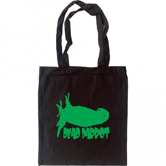 Dead Parrot Tote Bag