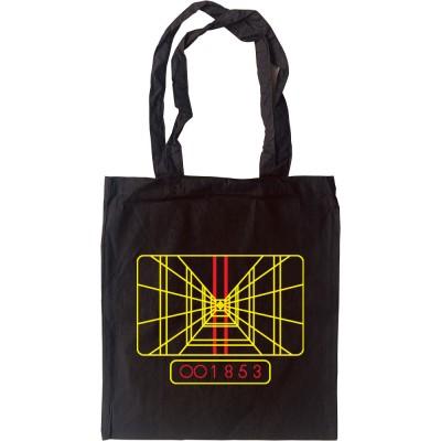 Death Star Targeting Display Tote Bag