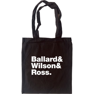 Diana Ross and the Supremes Line-Up Tote Bag