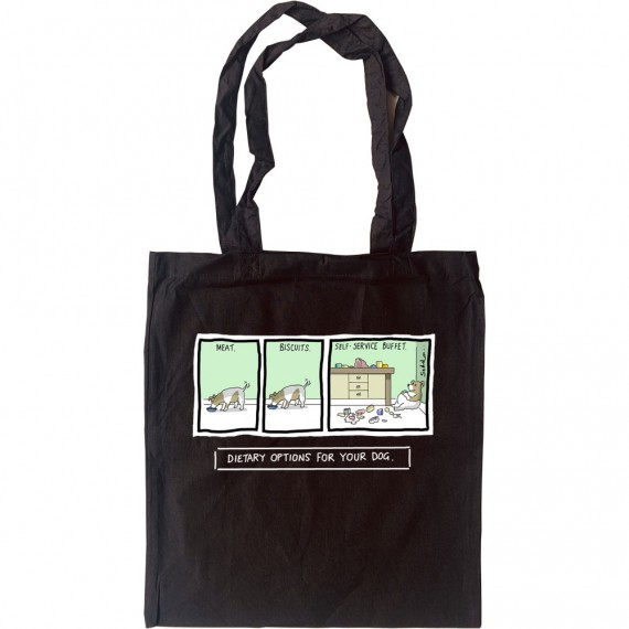 Dietary Options For Your Dog Tote Bag