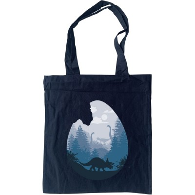 Dino Egg Tote Bag