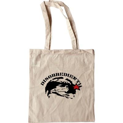 Disobbedienti Tote Bag