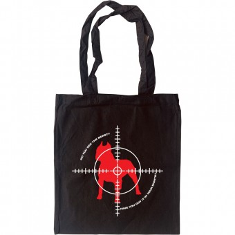 Do You See The Beast? Tote Bag
